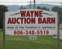 Wayne Furniture Company Logo
